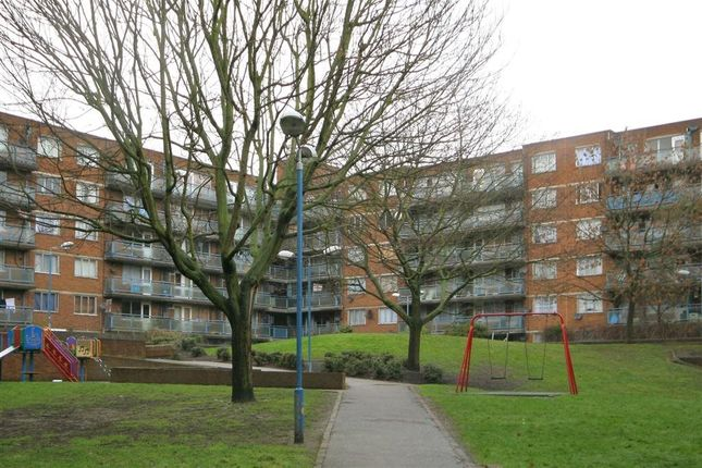 Thumbnail Flat to rent in Layard Square, London
