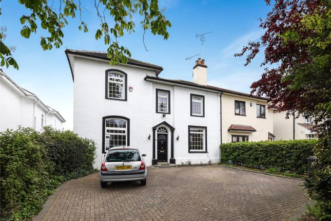 Thumbnail Semi-detached house for sale in Hainault Road, Chigwell, Essex
