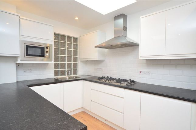 Thumbnail Terraced house to rent in Sidmouth Drive, Ruislip, Middlesex