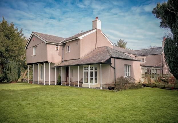 Thumbnail Detached house for sale in Babell Road, Pantasaph, Holywell, Flintshire
