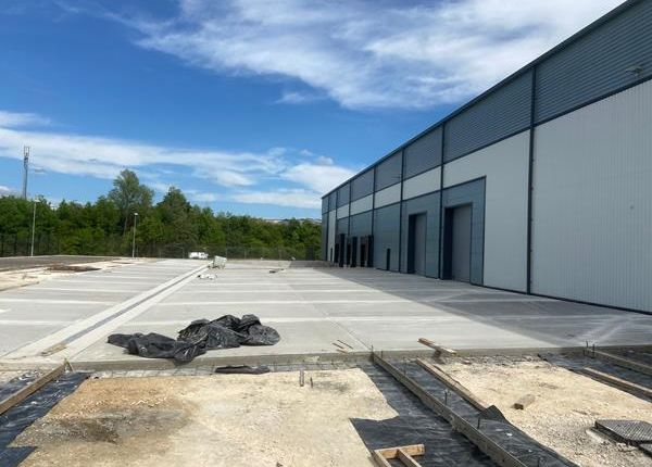 Thumbnail Light industrial to let in Plot 5c, Ashroyd Business Park, M1, Barnsley