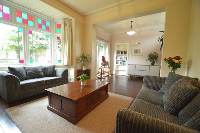 Lounge of Belmont Crescent, Maidenhead SL6