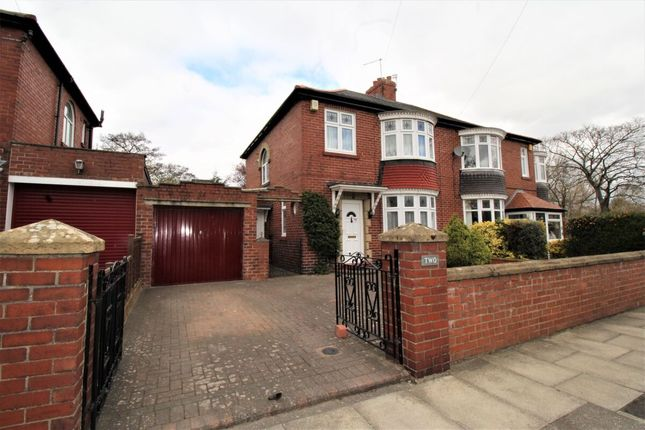 Thumbnail Semi-detached house for sale in East View, Hebburn