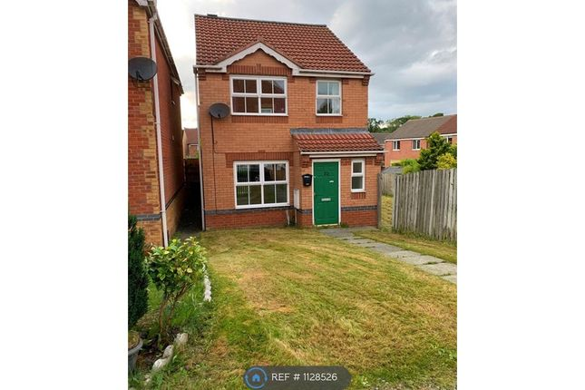 3 bed detached house to rent in Steadings Court, Consett DH8