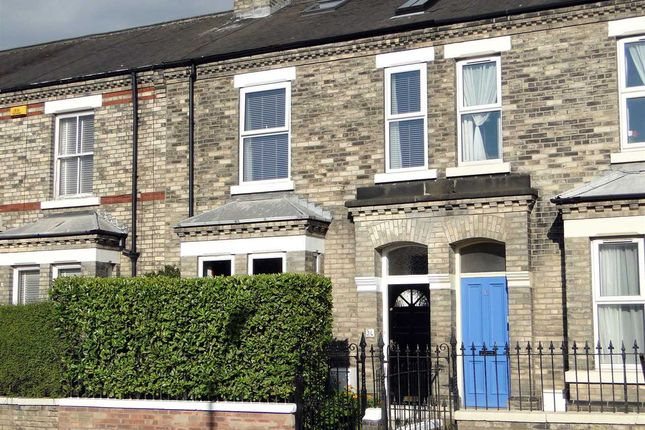 Thumbnail Terraced house for sale in Barbican Road, York