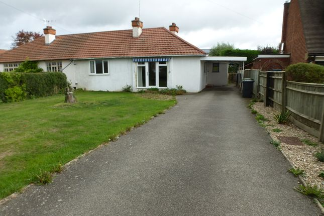 Thumbnail Bungalow for sale in Headland Road, Welford On Avon