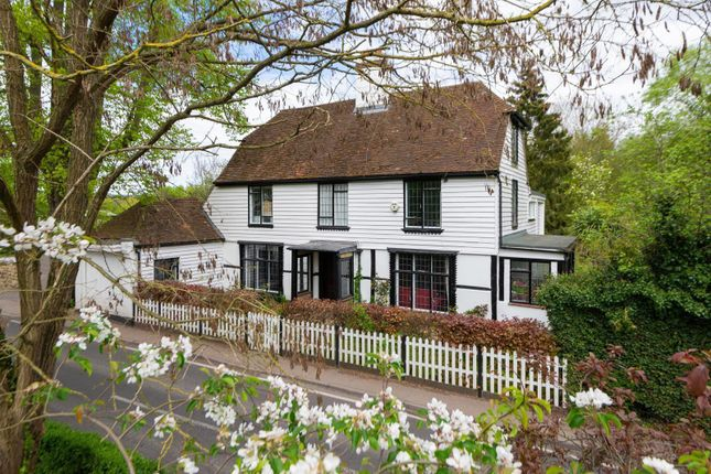 Thumbnail Detached house for sale in Lower Road, East Farleigh