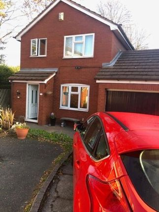 Thumbnail Detached house to rent in High Beeches, Liverpool
