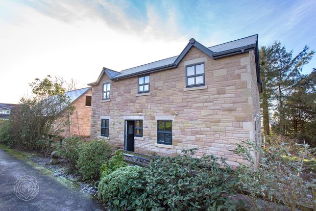 Thumbnail Detached house for sale in Foxholes Road, Horwich, Bolton