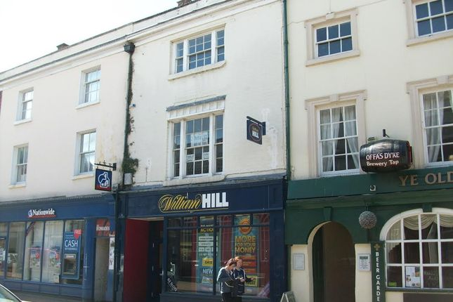 Office to let in 16 Church Street, Oswestry