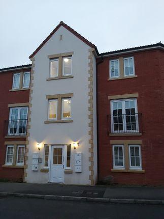 Thumbnail Flat to rent in Garth Road, Hilperton, Trowbridge, Wiltshire