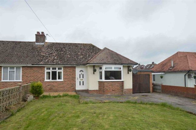 Thumbnail Bungalow for sale in Southdown Avenue, Eastbourne, East Sussex