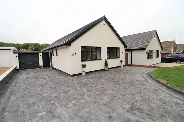 Thumbnail Detached bungalow for sale in Downham Close, Woolton, Liverpool, Merseyside