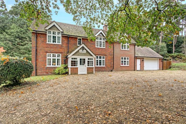 Thumbnail Detached house for sale in Long Lane, Hermitage, Thatcham, Berkshire