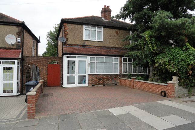 Thumbnail Semi-detached house for sale in Wood End Gardens, Northolt