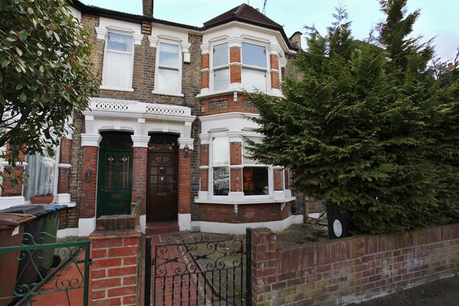 Thumbnail Terraced house for sale in Hartley Road, Leytonstone