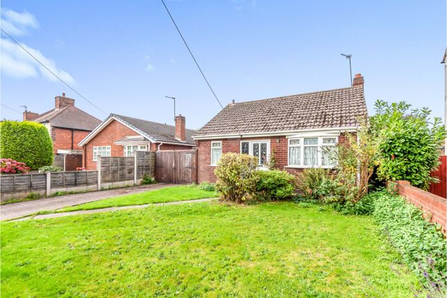 1 bed bungalow for sale in Norton East Road, Norton Canes, Cannock WS11