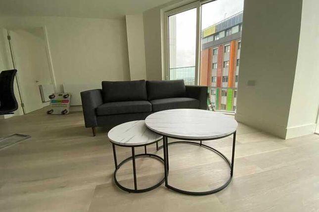 2 bed flat to rent in Hale Works Apartments, Daneland Walk, Tottenham N17
