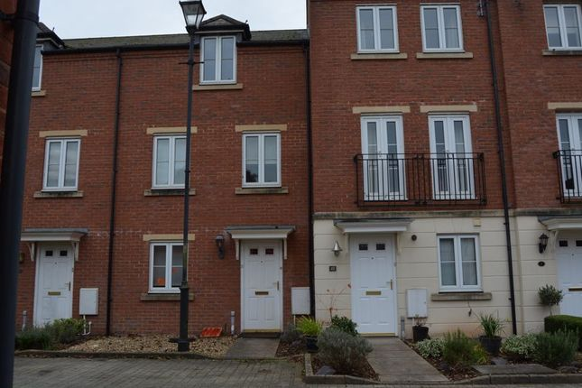 Thumbnail Property to rent in Curie Mews, Exeter