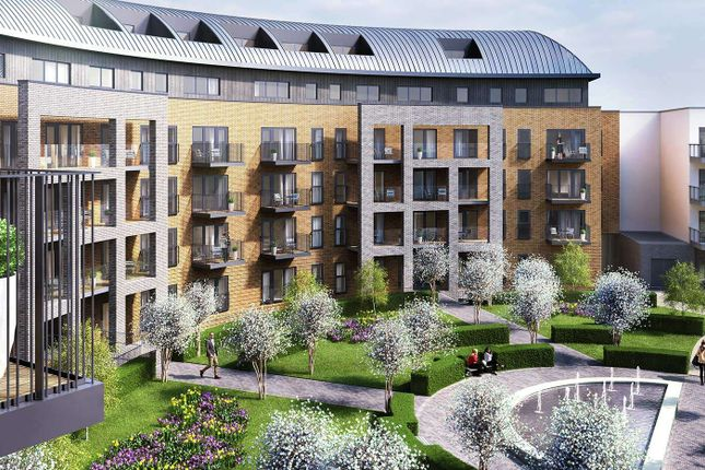 Thumbnail Flat for sale in Letchworth Road Stanmore Middlesex, Stanmore HA7, Stanmore,
