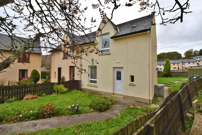Thumbnail Semi-detached house for sale in Corpach, Fort William