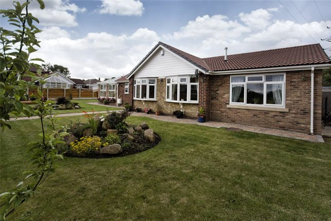 Thumbnail Detached bungalow for sale in Sunny Bank Road, Mirfield, West Yorkshire