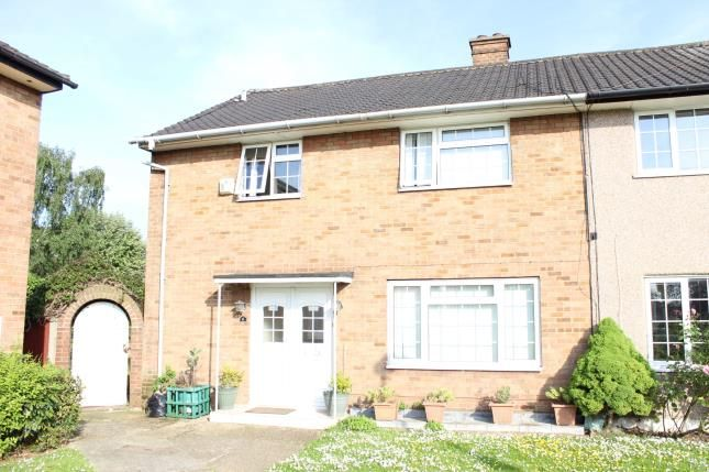 4 bed end terrace house for sale in Artillery Close, Ilford
