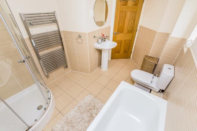 Bathroom of Hampstead Drive, Weston, Crewe, Cheshire CW2