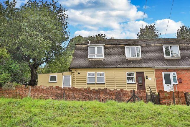 Thumbnail Semi-detached house for sale in Bryn Deri, Ebbw Vale
