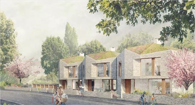 Thumbnail Commercial property for sale in Land Adjacent To, 80 Half Moon Lane, Dulwich