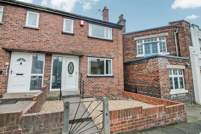 Thumbnail End terrace house for sale in Granville Road, Carlisle
