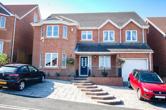 Thumbnail Detached house for sale in Fircroft Court, Loftus, Saltburn-By-The-Sea
