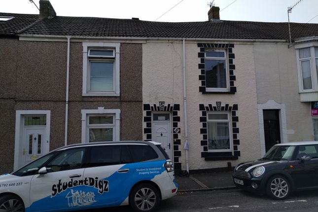 Thumbnail Property to rent in Richardson Street, Sandfields, Swansea