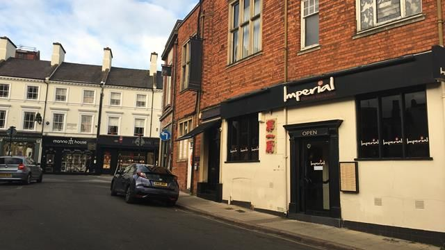 Thumbnail Restaurant/cafe to let in 22 Castilian Street, Northampton, Northamptonshire