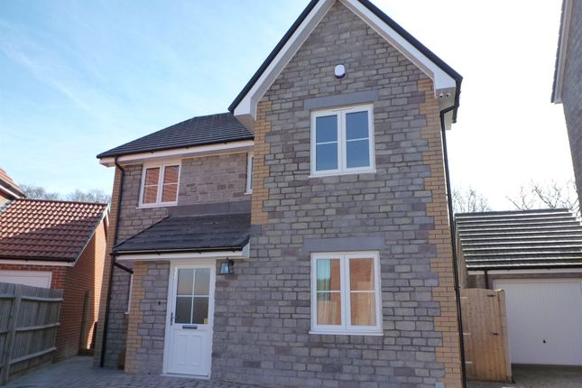 Thumbnail Detached house for sale in Blue Cedar Close, Yate, Bristol