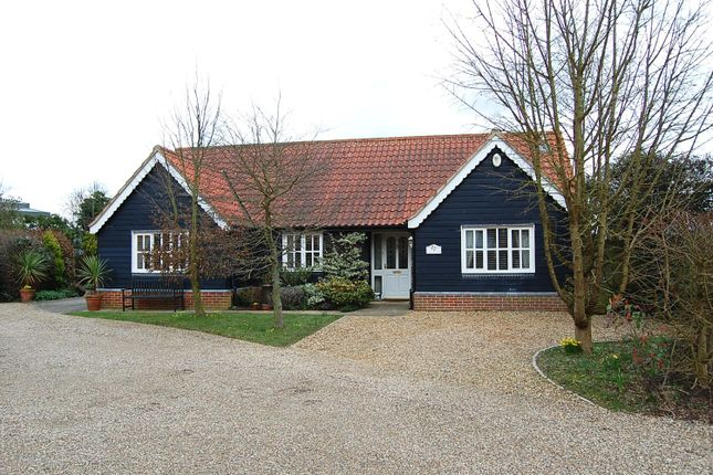 Thumbnail Detached bungalow for sale in 4 Church Meadows, Waldringfield
