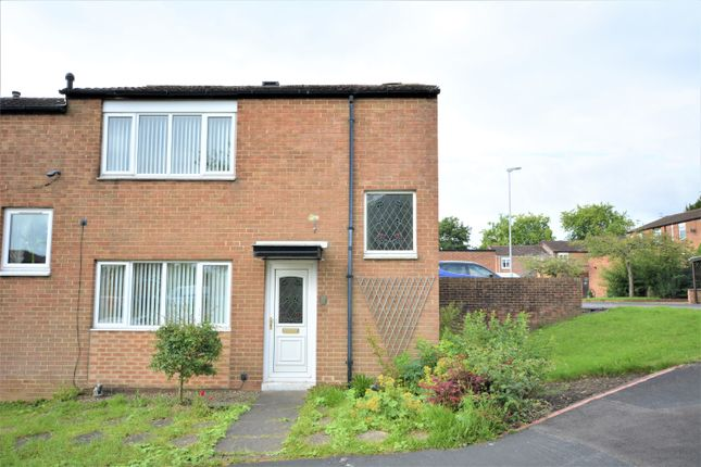 Thumbnail End terrace house for sale in Hampshire Place, Bishop Auckland, Durham