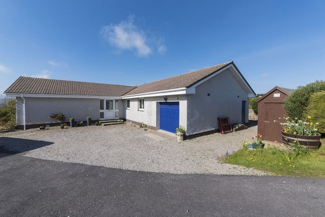 Thumbnail Bungalow for sale in Lonemore, Dornoch, Sutherland, Highland