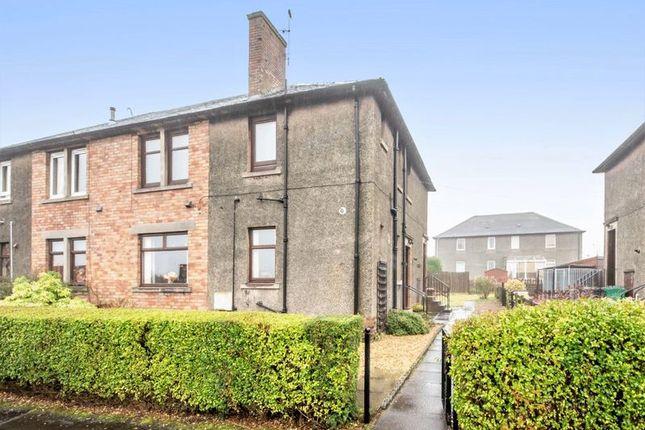 Thumbnail Flat for sale in Oak Street, Kelty