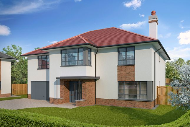 Detached house for sale in Broom Road, Whitecraigs, Glasgow