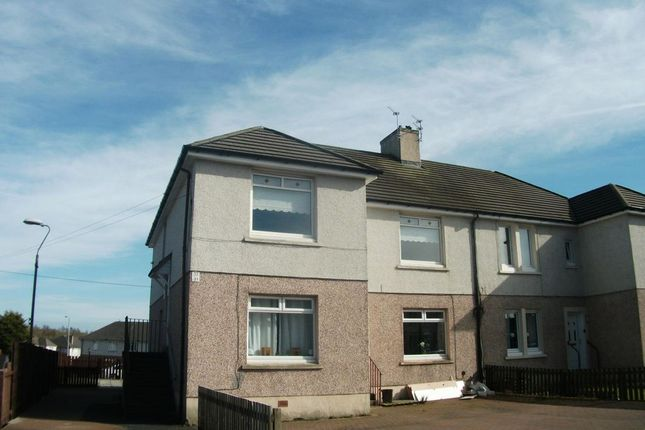 Thumbnail Flat to rent in King Street, Newmains, Wishaw