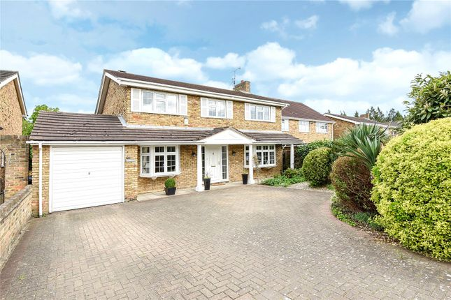 Thumbnail Detached house for sale in Cannon Lane, Maidenhead, Berkshire