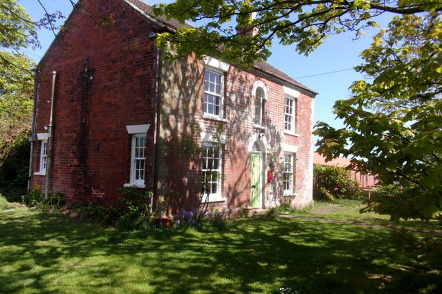 Thumbnail Detached house for sale in Church Lane, Saltfleetby, Louth