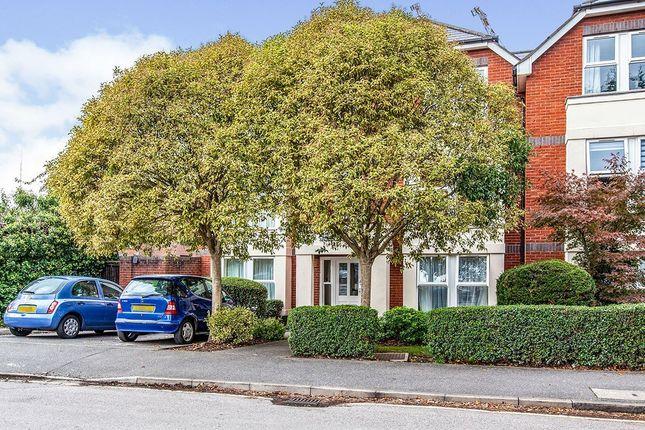 Thumbnail Flat for sale in Regents House, School Lane, Egham, Surrey