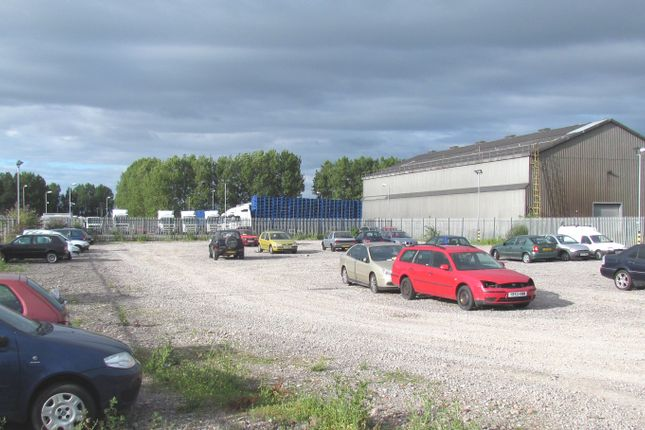 Thumbnail Land to let in Central Avenue, Avonmouth, Bristol