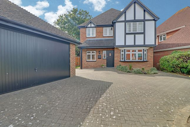 Thumbnail Detached house for sale in Highlands Boulevard, Leigh-On-Sea