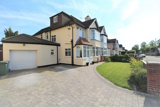 Thumbnail Semi-detached house for sale in Ballantrae Road, Calderstones, Liverpool, Merseyside