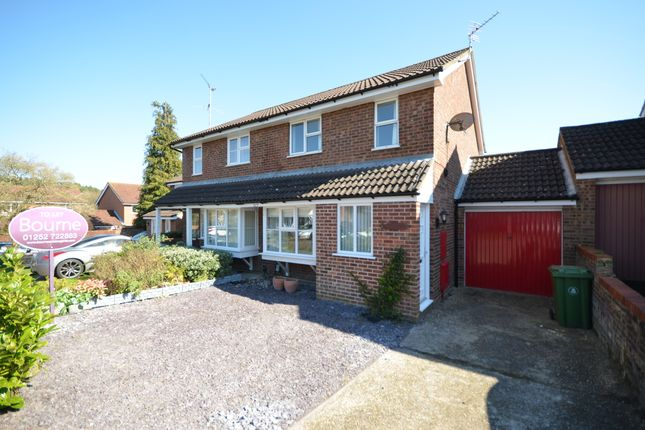 Thumbnail Semi-detached house to rent in Caernarvon, Frimley, Camberley