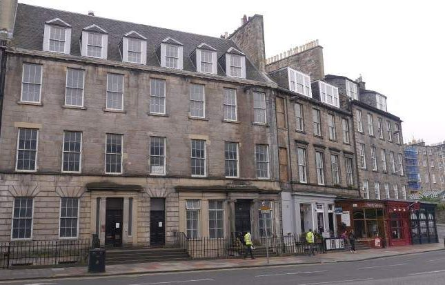 Thumbnail Office to let in Queen Street, Edinburgh