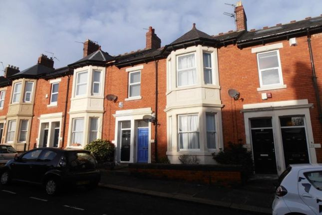 Thumbnail Flat for sale in Cavendish Road, Jesmond, Newcastle Upon Tyne